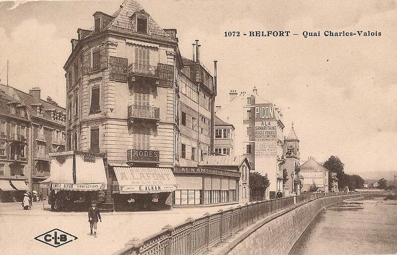 Belfort Fbg Ancêtre n°2 Galeries Parisiennes JM