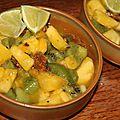 Salade de fruits des iles