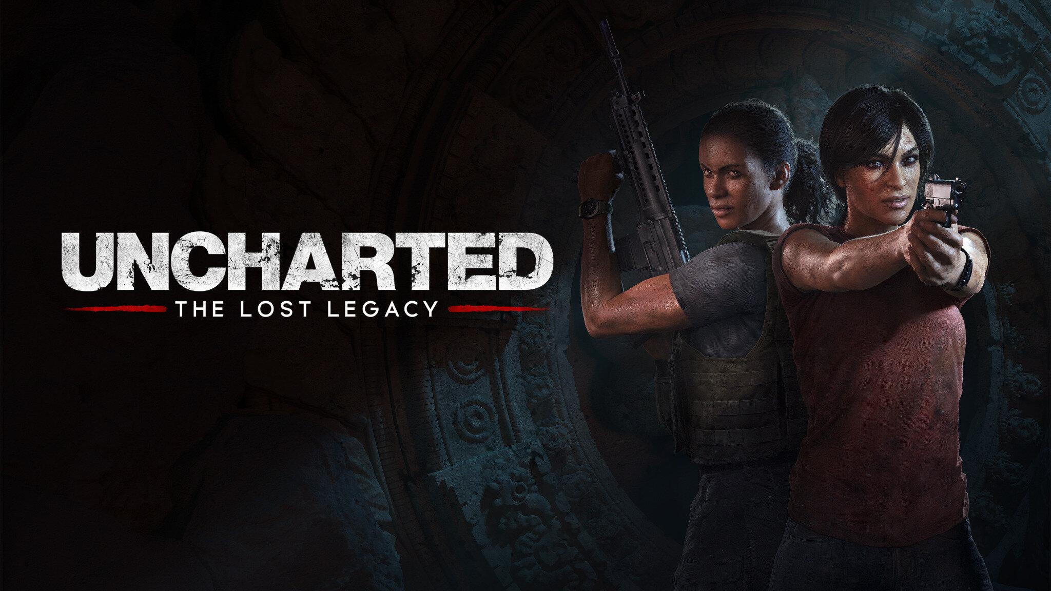 [Chronique Jeux Vidéos] Uncharted : The Lost Legacy