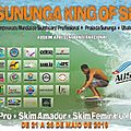 Sununga - king of skim 2019