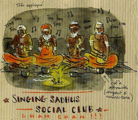 singin sadhu social club propre