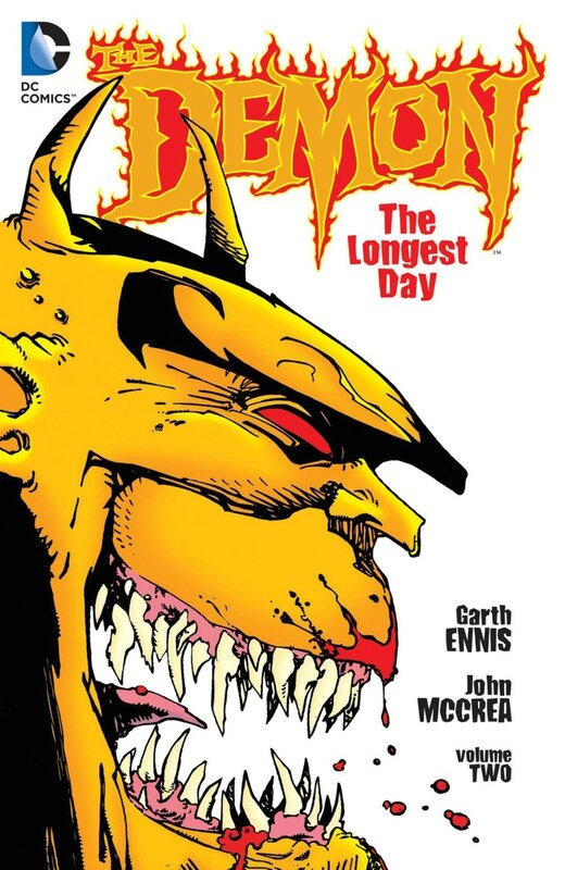 the demon 2 the longest day TP