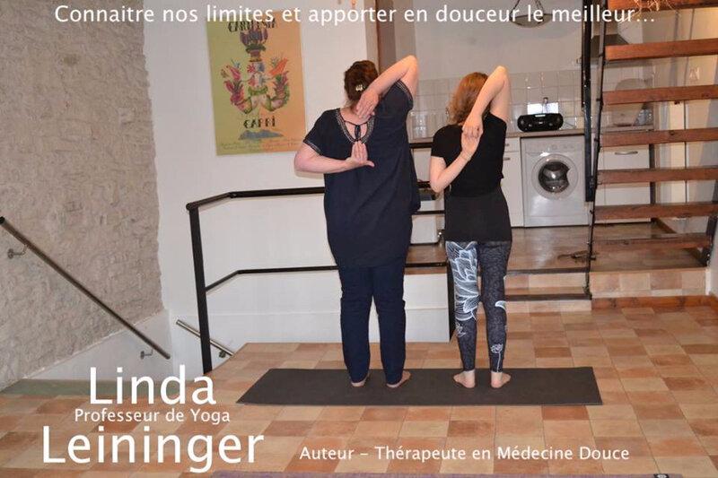 Linda Leininger - Linda Leininger Naturopathe - Linda Leininger Professeur de Yoga - santé - nature
