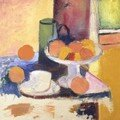 Matisse - Nature morte aux oranges