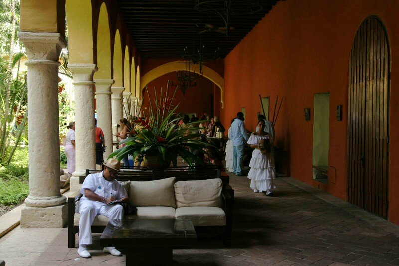 Cartagena- Santa Clara Hotel