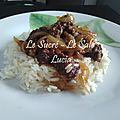 Cookeo : boeuf aux oignons