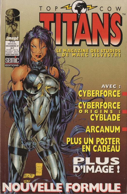 semic titans 216