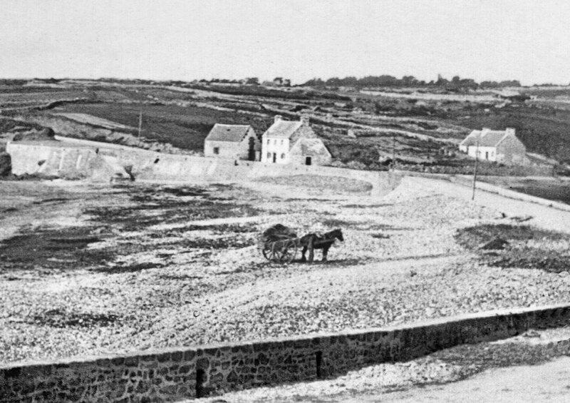 Ch37 - Remonter du goémon au Loch en 1925