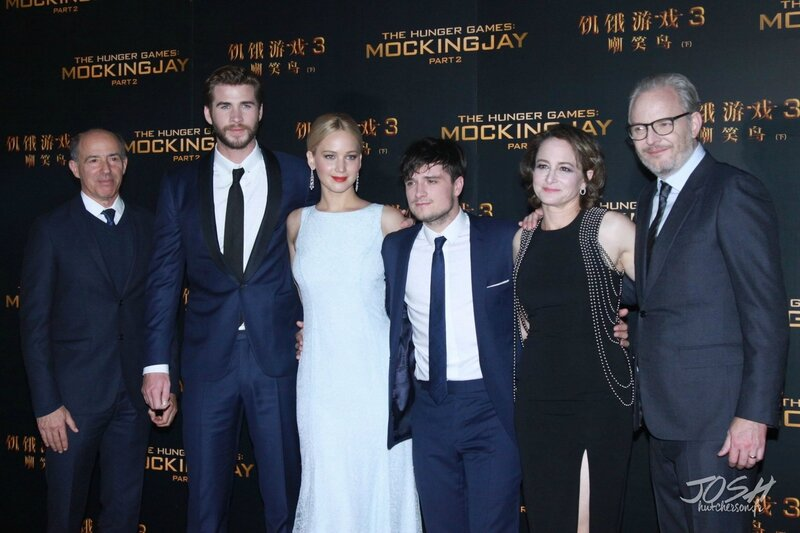 Hunger Games Mockingjay Part 2 Beijing Premiere 04