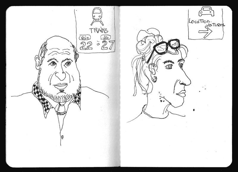 portrait 3 et 4