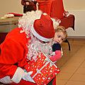 Noël à veyrines de vergt organiser par l' association