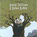 Annie sullivan & helen keller - joseph lambert
