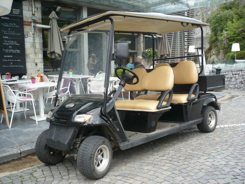EAGLE EG2049K voiturette de golf Durbuy (1)