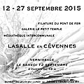 Biennale internationale du papier 2015
