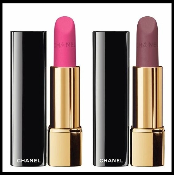 chanel notes de printemps la diva & l adoree