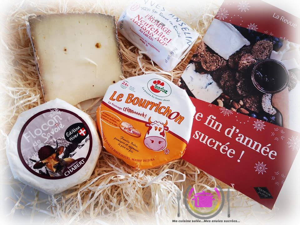 TENTATION FROMAGE - PARTENARIAT