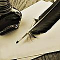 Envie de vous écrire virginia...