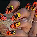 Les nail art