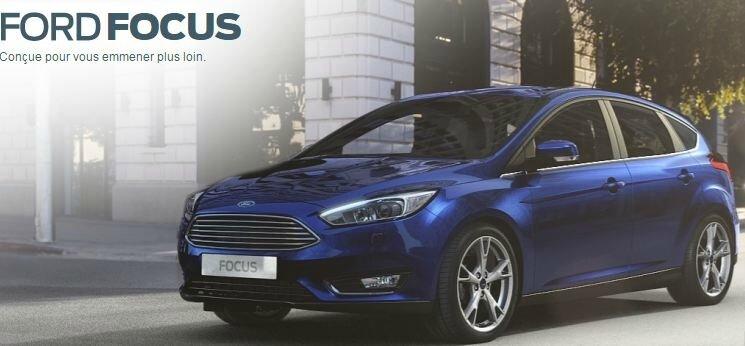 ford-focus bleu