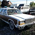 Ford ltd country squire 1983-1987