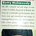 Jamais sans ma fille de betty mahmoody