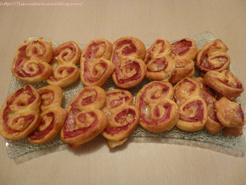 Palmiers jambon-fromage (14)