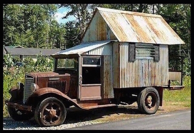 camping car ou mobile home