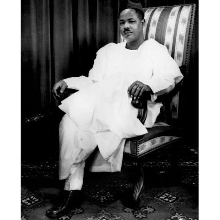 Cameroun, 04 Novembre 1982 - 4 novembre 2017, déjà 35 ans que Ahmadou Ahidjo quittait le pouvoir