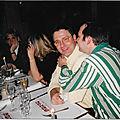 Pere noel souper Claude et Rene