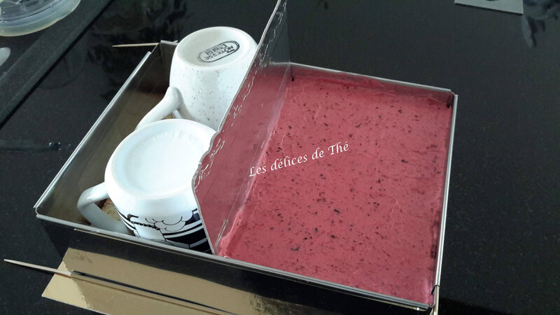 Entremet 2 parfums, chocolat et fruits rouges 22 09 18 (7)