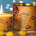 Parfums et bougies magiques