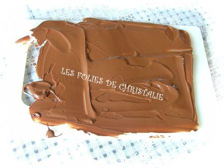 Copeaux de chocolat 2