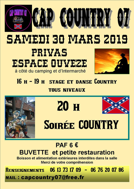 Affiche Country 2019 A4 1