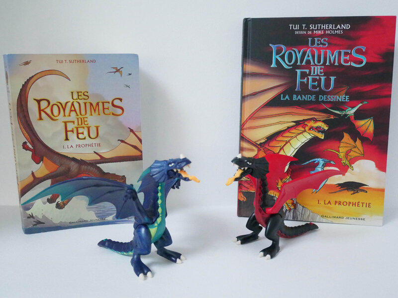 Les Royaumes de Feu ©Kid Friendly