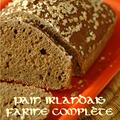 Index des recettes de lazy loaves (pains irlandais & variantes)