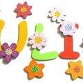 Décoration chambre fille thème fleurs