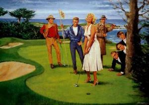 art_by_Clemente_Micarelli_putting_for_birdie