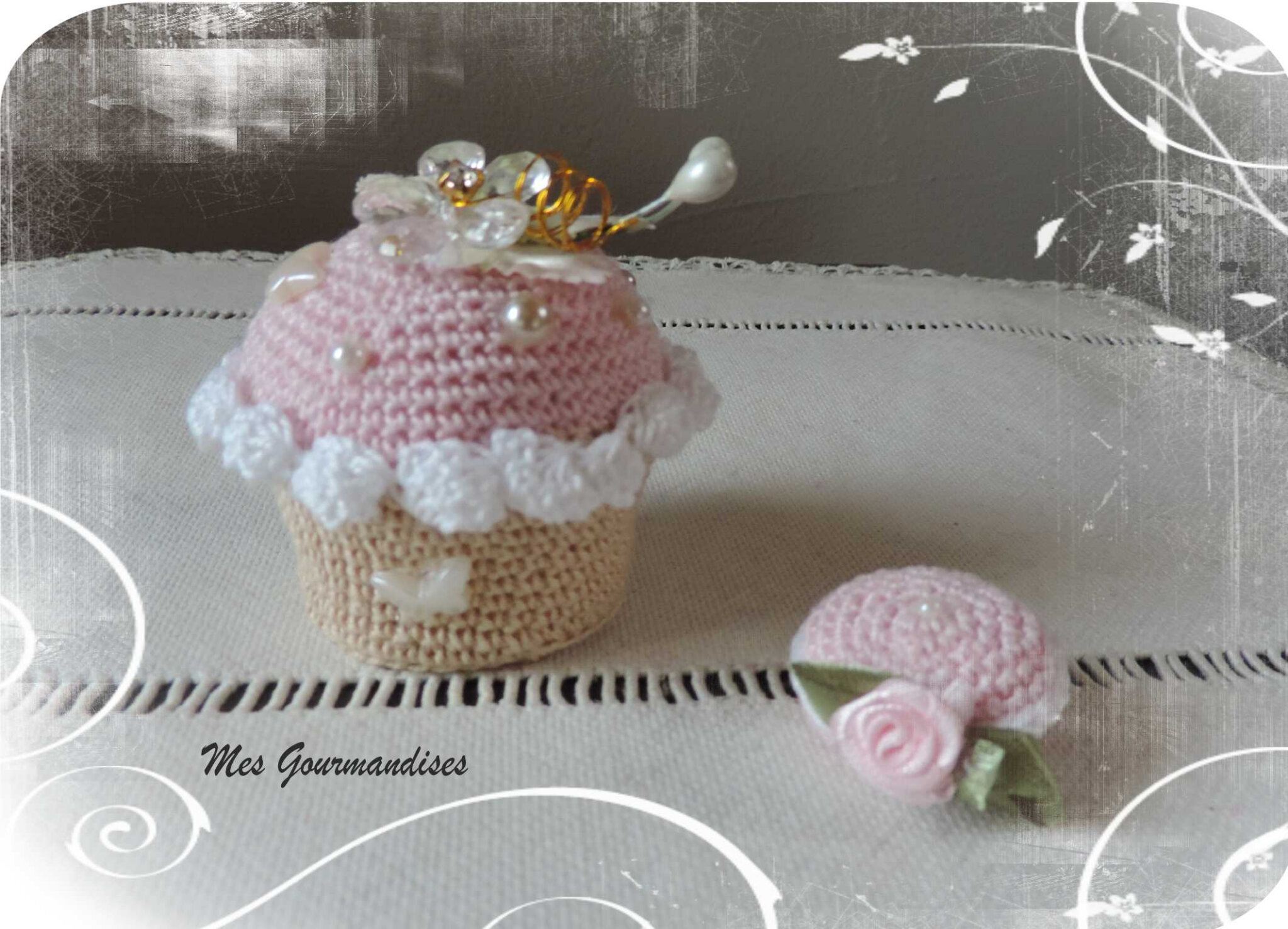 Mes premiers Cup Cake & Macaron * Oct. 2019