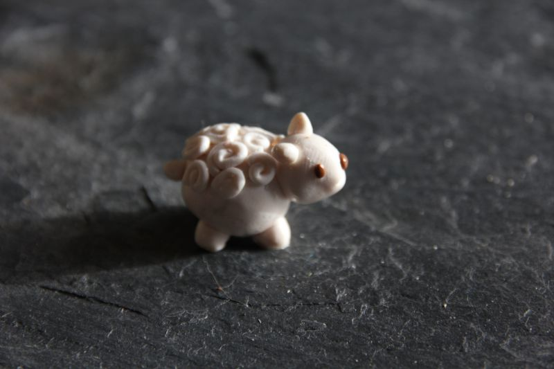 mouton frisé