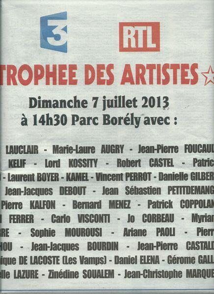 Mondial Provence Artistes