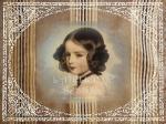 jeune enfant - 19e siècle