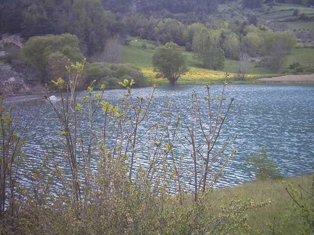 Lac de Termignon