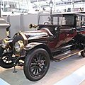 BENZ 16-40 PS Karpatensieger 1915 Bruxelles Autoworld (1)