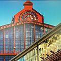 Gare d'Anvers - Antwerpen Centraal.