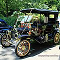 Ford type t tourer de 1911 (37ème internationales oldtimer meeting de baden-baden)