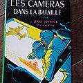 Les caméras dans la bataille