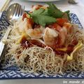 Spécialités thaïlandaises chez chieng mai
