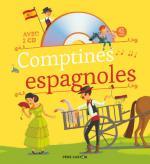 Comptines espagnoles couv