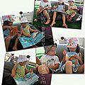 Mercredi 1er juillet 2015 - des livres à la plage
