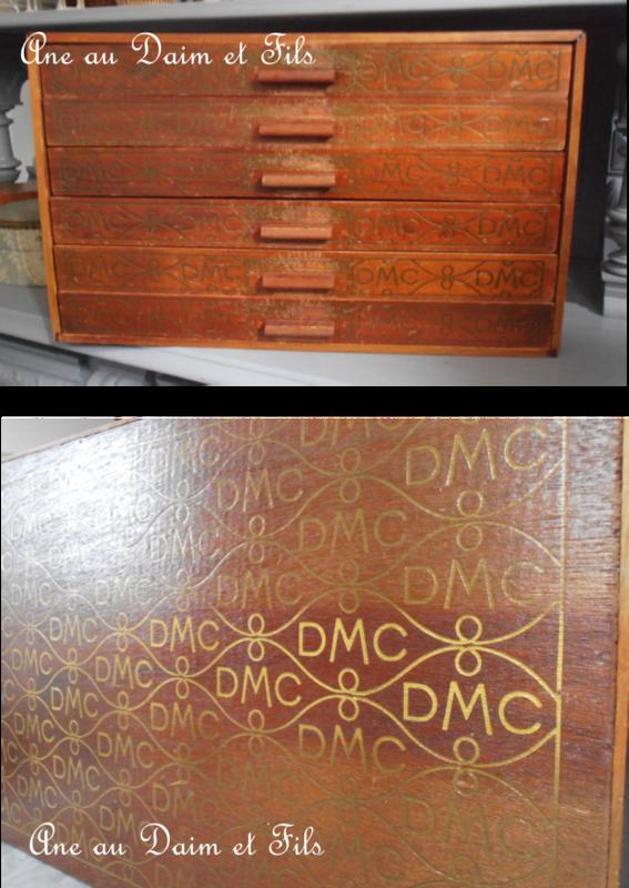 Meuble DMC 1